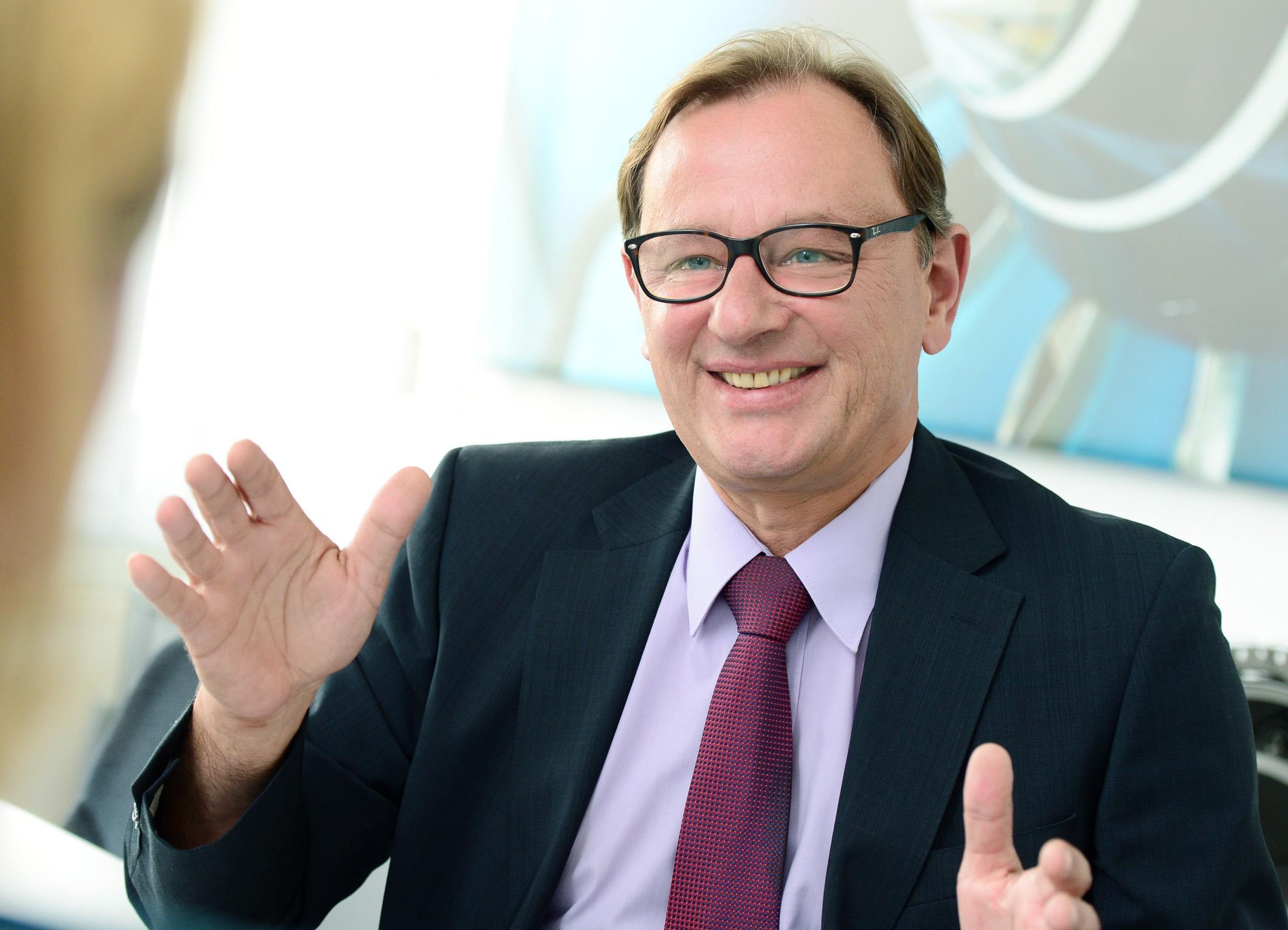 Foto Prof. Dr. Marius Swoboda