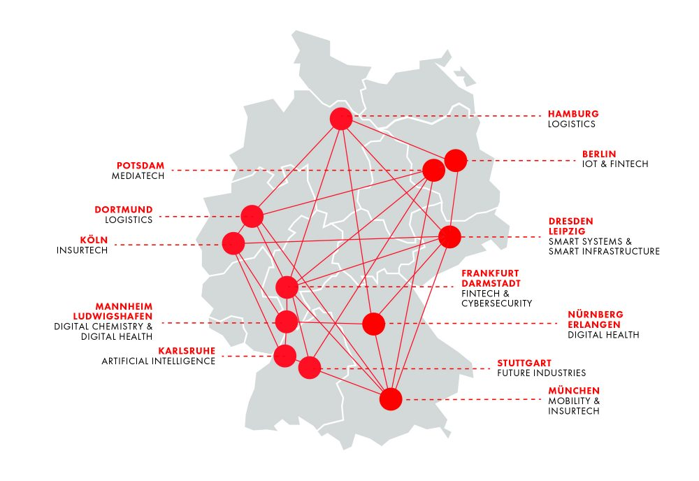 GERMANY'S DIGITAL HUB FOR MEDIATECH