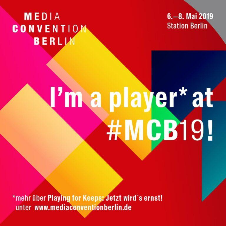 """MediaTech Insights"" bei Media Convention Berlin"