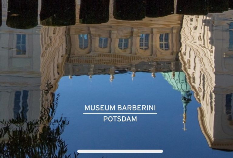 The Barberini App:  The interactive museum guide from Potsdam for Potsdam