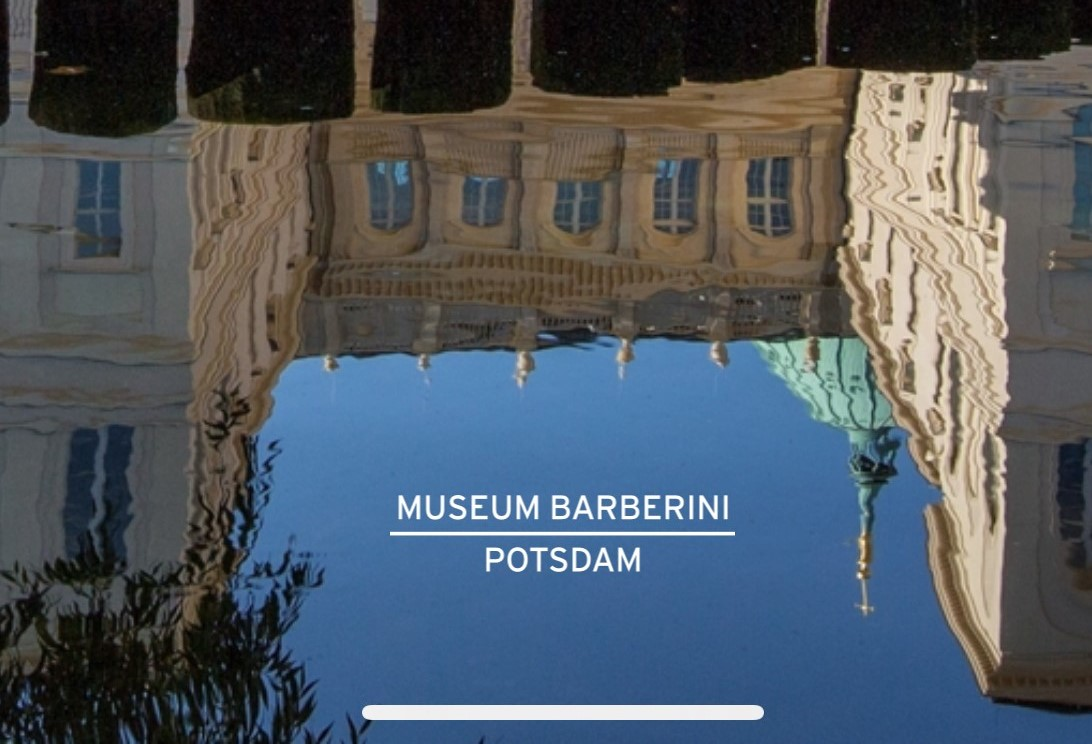 Screenshot Barberini App