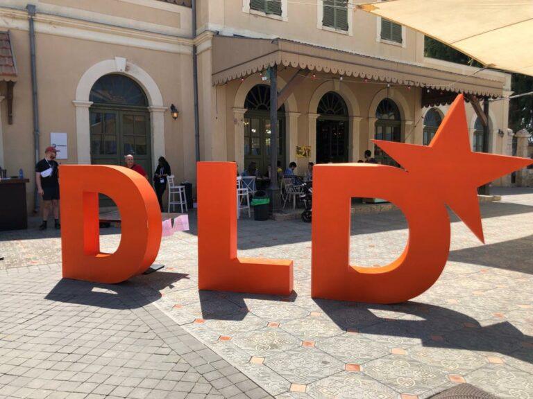 MTH Potsdam bei DLD in Tel Aviv