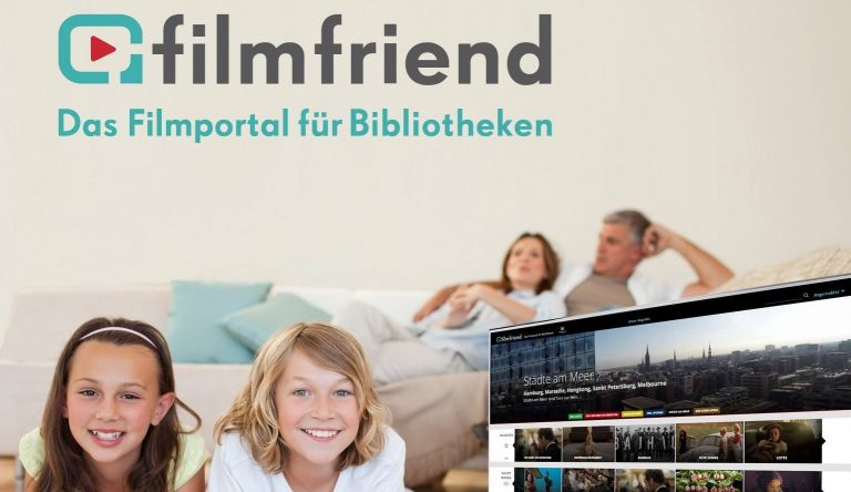 Streaming films free of charge and in the comfort of your own home: filmfriend makes it possible
