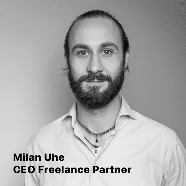 RAT.HUB | Dein Startup Podcast: Linda im Gespräch mit Milan Uhe
