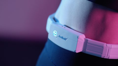 Feelbelt – Sound that goes through the body