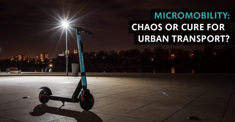 Micromobility – Chaos or Cure for Urban Transport?