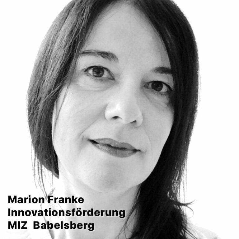 RAT.HUB | Dein Startup Podcast: Linda spricht mit Marion Franke