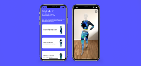 Augmented Reality: how YOONA Technology and BetaRoom Are Bringing the Fashion Show into the Living Room