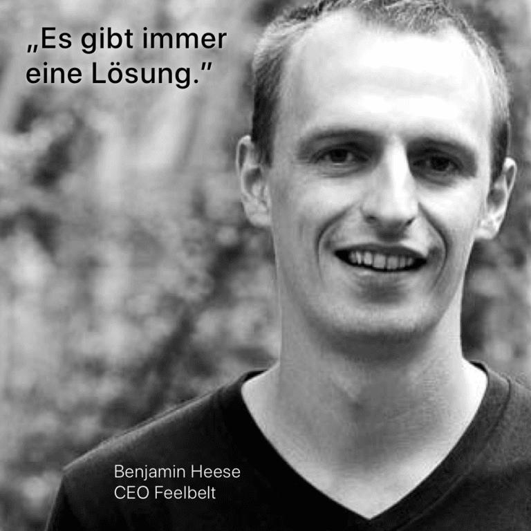 RAT.HUB | Dein Startup Podcast: Linda Rath im Gespräch mit Benjamin Heese