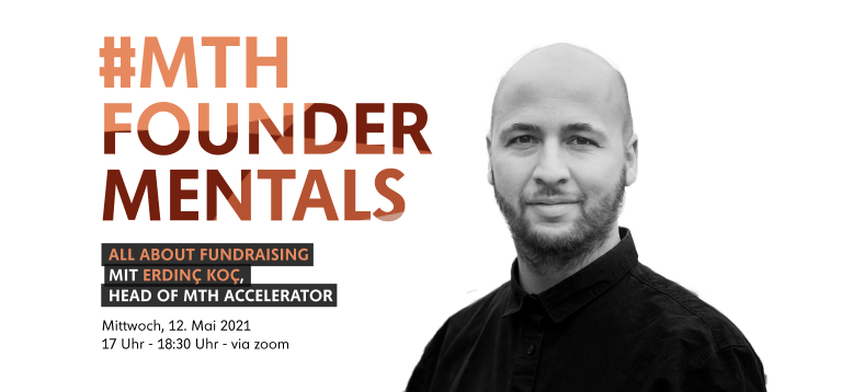 MTH Foundermentals: All about Fundraising