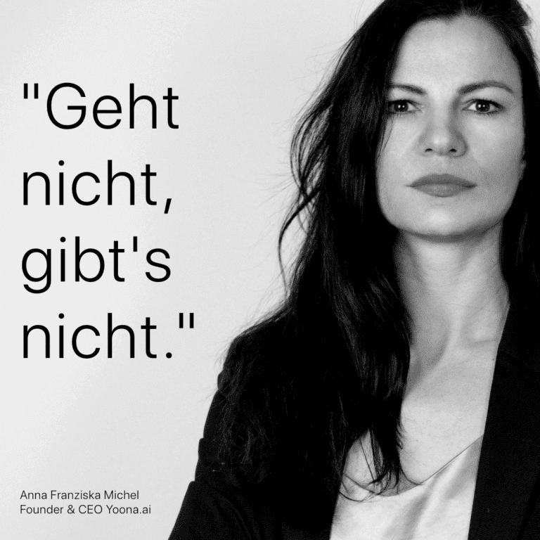 RAT.HUB | Dein Startup Podcast: Linda Rath im Gespräch mit Anna Franziska Michel