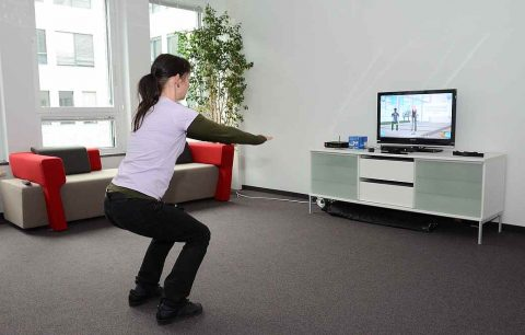 Virtual physiotherapy: How the start-up eGeia is bringing rehab into your own living room