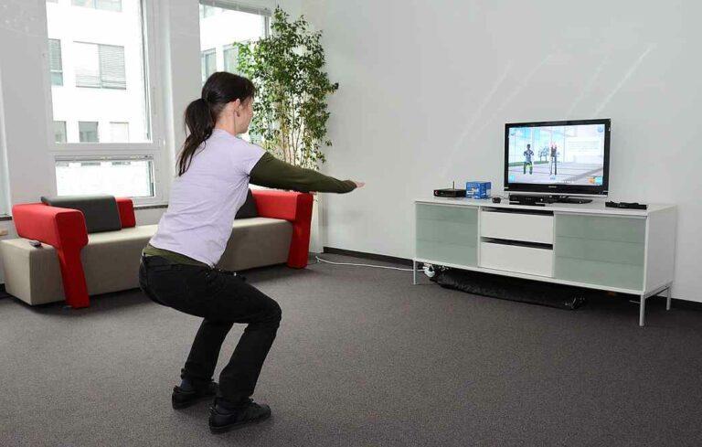 Virtuelle Physiotherapie: Wie das Start-up eGeia die Reha ins eigene Wohnzimmer bringt