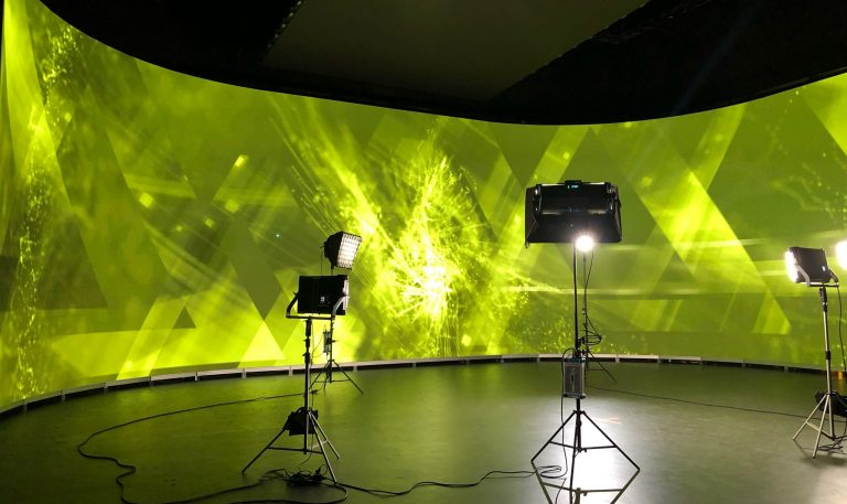 LED wall instead of green screen: Virtual Production reinvents the film world